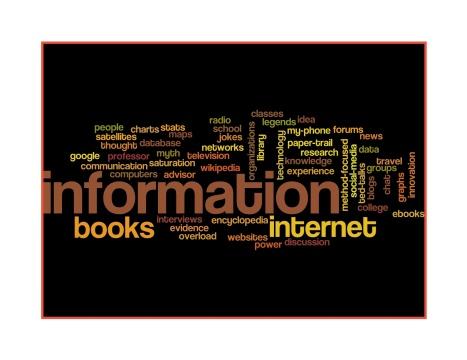 INFM600-information wordle